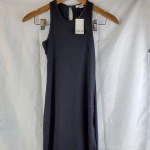 Bar III Black Maxi Dress XS NWT